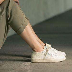 1197b23eeac Reebok Shoes - Reebok Classic Club C Vintage Sneakers